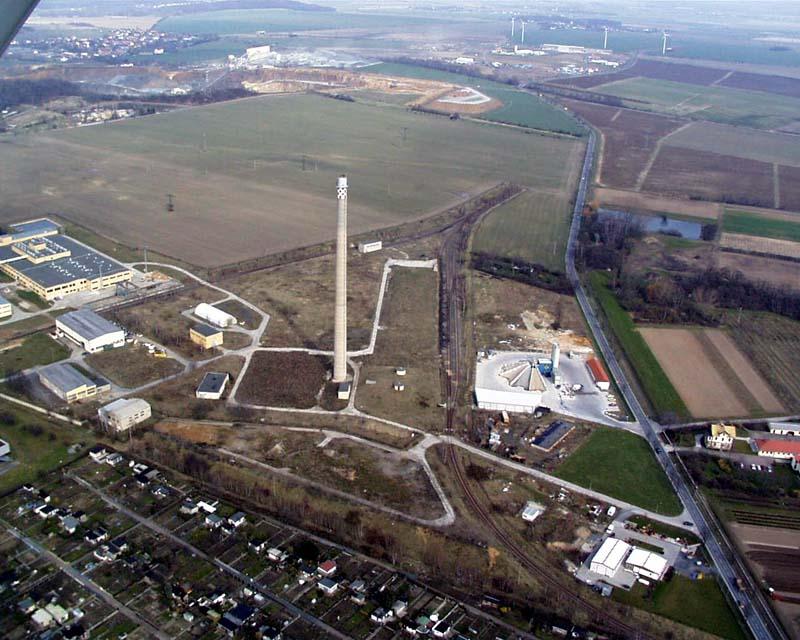Read more about the article Erschließung Mittelstandszentrum Wurzen