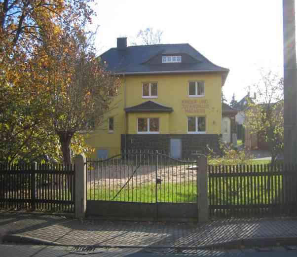 Read more about the article Sanierung Kinder- und Jugendhaus Machern