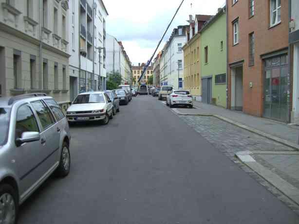 Read more about the article Ausbau Josephstraße Leipzig