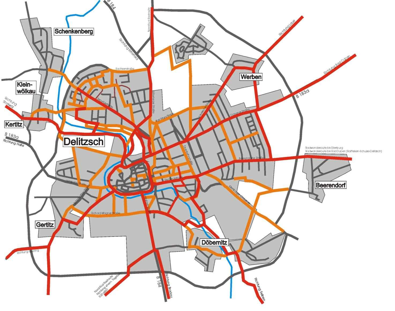 Read more about the article Verkehrskonzept der Stadt Delitzsch