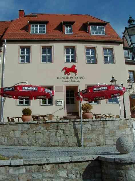 Read more about the article Umgestaltung eines 300jährigen Wohnhauses in Mücheln zu einem italienischen Restaurant mit Pension